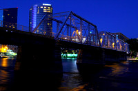 Blue Bridge, Grand Rapids, MI