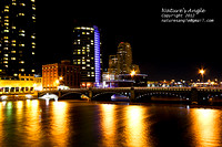 Downtown Grand Rapids Bridge